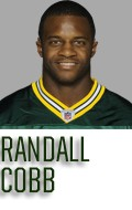08. Randall Cobb (#18)