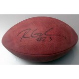 Authentic NFL Football Autographed by Ryan Grant (#25)